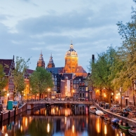 Visiting Amsterdam, the beautiful Venice of Holland